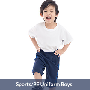 Sports uniform Boys