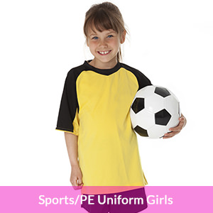 Sports Uniform Girls