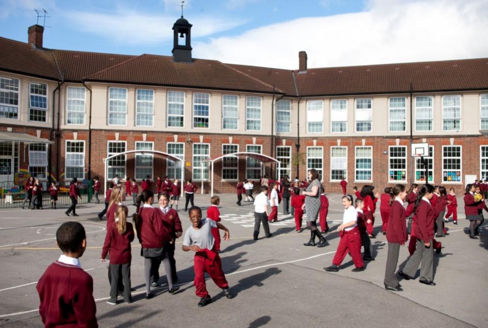 ARK Oval Primary Academy