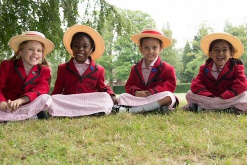 Cumnor House Girls' School