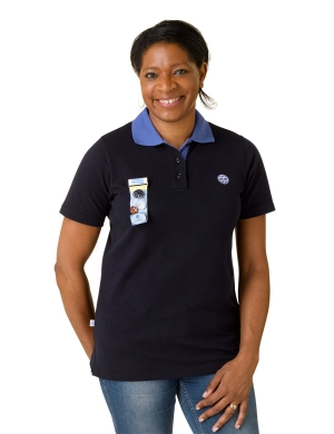 Adult Leaders Polo Shirt Navy