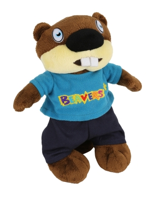 Beavers Soft Toy