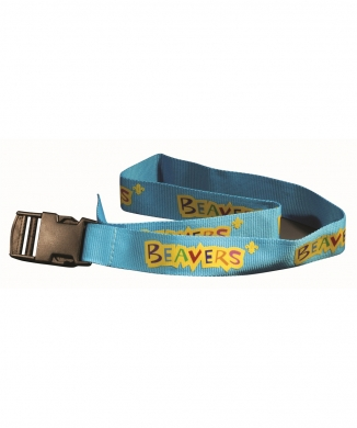 Beavers Woven Fun Belt