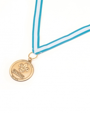 Beavers Fun Medal