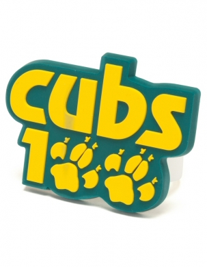 Cubs100 Woggle