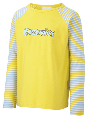 Brownies Long Sleeve T-shirt
