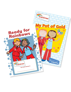 Ready For Rainbows/My Pot of Gold Handbook