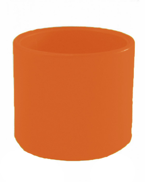 Plastic Woggle - Orange