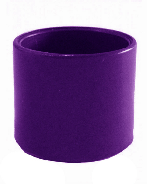 Plastic Woggle - Purple