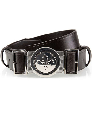 Scouts Leather Belt and Buckle Set