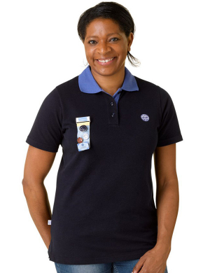 Adult Leader Polo Shirt Navy
