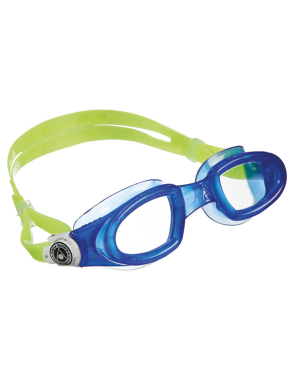 Aqua Sphere Mako Clear Lens Blue/Lime