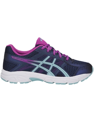 Asics Girl's Gel-Contend 4 Indigo/Porcelain Blue/Orchid