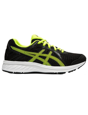 Asics Jolt 2 GS Black/Safety Yellow