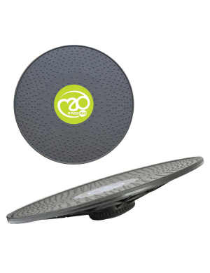 Fitness-Mad Adjustable Wobble Board 40cm