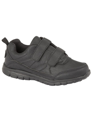 Dek Air Zero Velcro Black