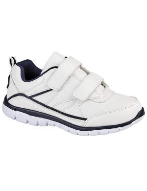 Dek Air Zero Velcro White