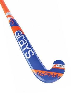 Grays Junior Alpha Ultrabow Blue/Orange