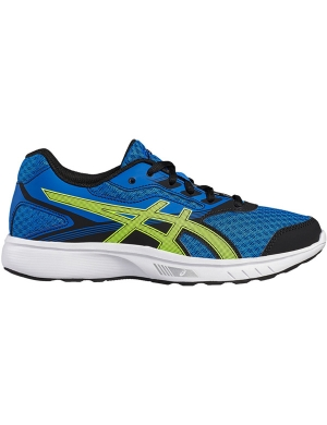 Asics Stormer GS Blue/Yellow