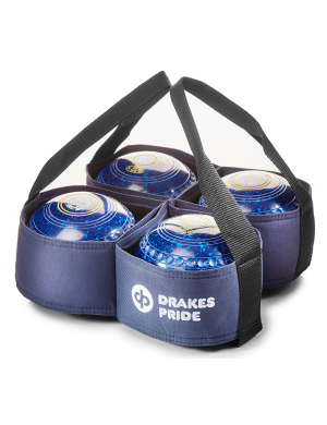 Drakes Pride 4 Bowl Carrier Navy