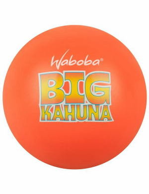 Waboba Big Kahuna Bouncing Water Ball Orange