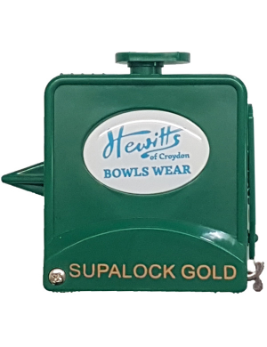 Drakes Pride Hewitts Branded Bowls Measure Green