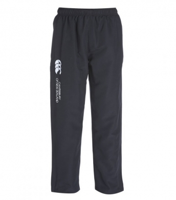 Canterbury Junior Open Hem Stadium Pant Black