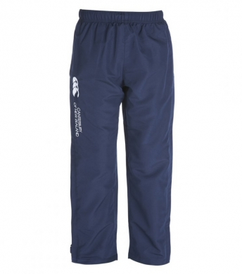 Canterbury Junior Open Hem Stadium Pant Navy