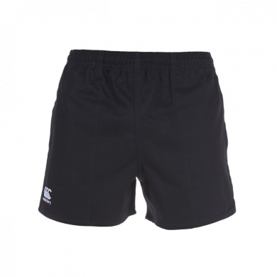 Canterbury Pro Poly Short Black (Clearance)