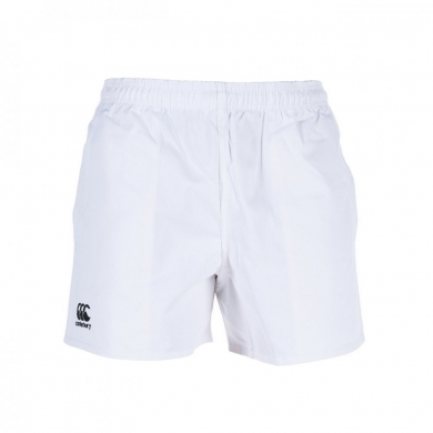 Canterbury Pro Twill Short White (Clearance)