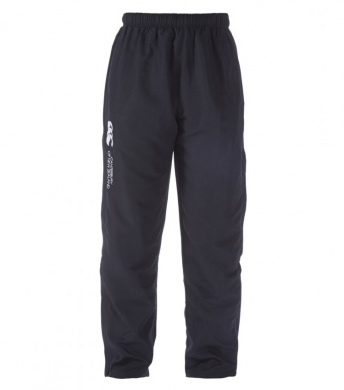 Canterbury Senior Open Hem Stadium Pant Black