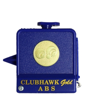 Henselite Bowls Clubhawk Gold ABS Royal