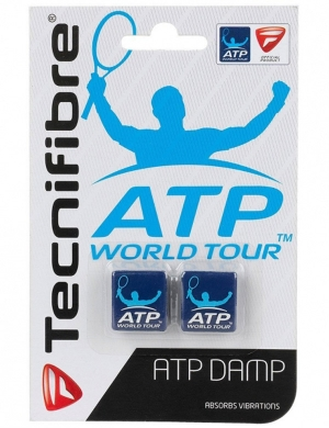 Tecnifibre ATP World Tour Dampeners Blue 2pk