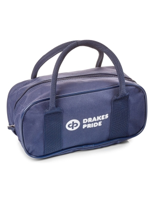 Drakes Pride 2 Bowl Zip Bag Navy
