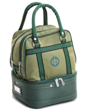 Drakes Pride 4 Bowl Mini Bag Green