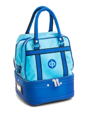 Drakes Pride 4 Bowl Mini Bag Sky