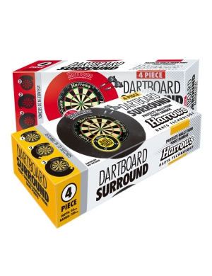 Dart Boards & Surrounds