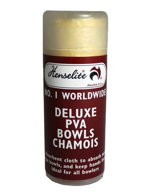 Bowls Deluxe Chamois