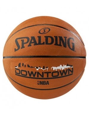 Spalding NBA Downtown Outdoor Basketball - Tan