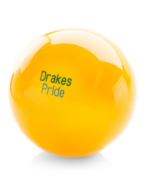 Drakes Pride Outdoor Lawn Jacks Yellow