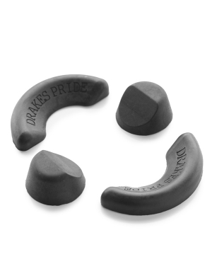 Drakes Pride Rubber Umpire Wedges 4pk