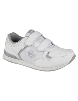 Dek Bowls Drive T837G Shoes White