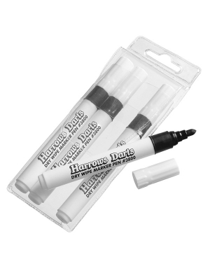 Harrows Dry Wipe Pens 4pk