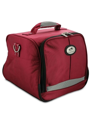 Emsmorn Bowls Flight Bag Burgandy