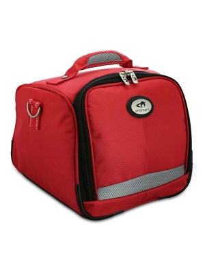 Emsmorn Bowls Flight Bag Red