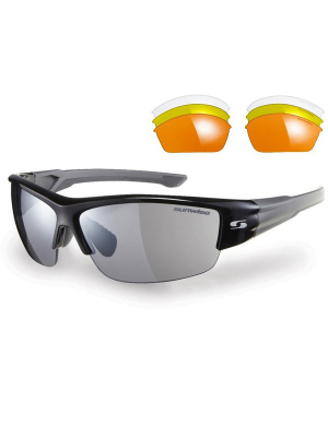 Sunwise® Sunglasses Evenlode Black