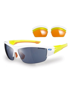 Sunwise® Sunglasses Evenlode White