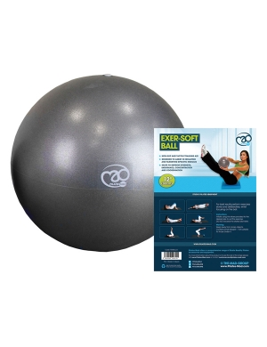 Fitness-Mad Exer-Soft Ball Graphite 12