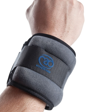 Fitness-Mad Pair of 0.5Kg Wrist/Ankle Weights