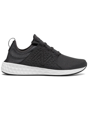 New Balance Fresh Foam Cruz Retro Hoodie Black
